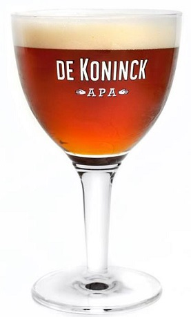 Elfde Gebod beer menu